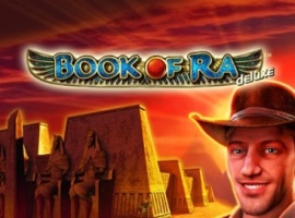 Spielautomat Book of Ra Deluxe kostenlos online spielen