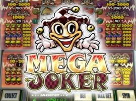 Machen Sie Spaß zu Geld mit Mega Jocker online