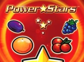 Power Stars Slot – die gute Möglichkeit sich zu entspannen und viel zu gewinnen