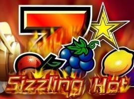 Spielautomat Spielautomat Sizzling Hot – klassisches Spiel für jeden Geschmack