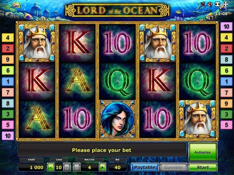 Lord Of Ocean Kostenlos